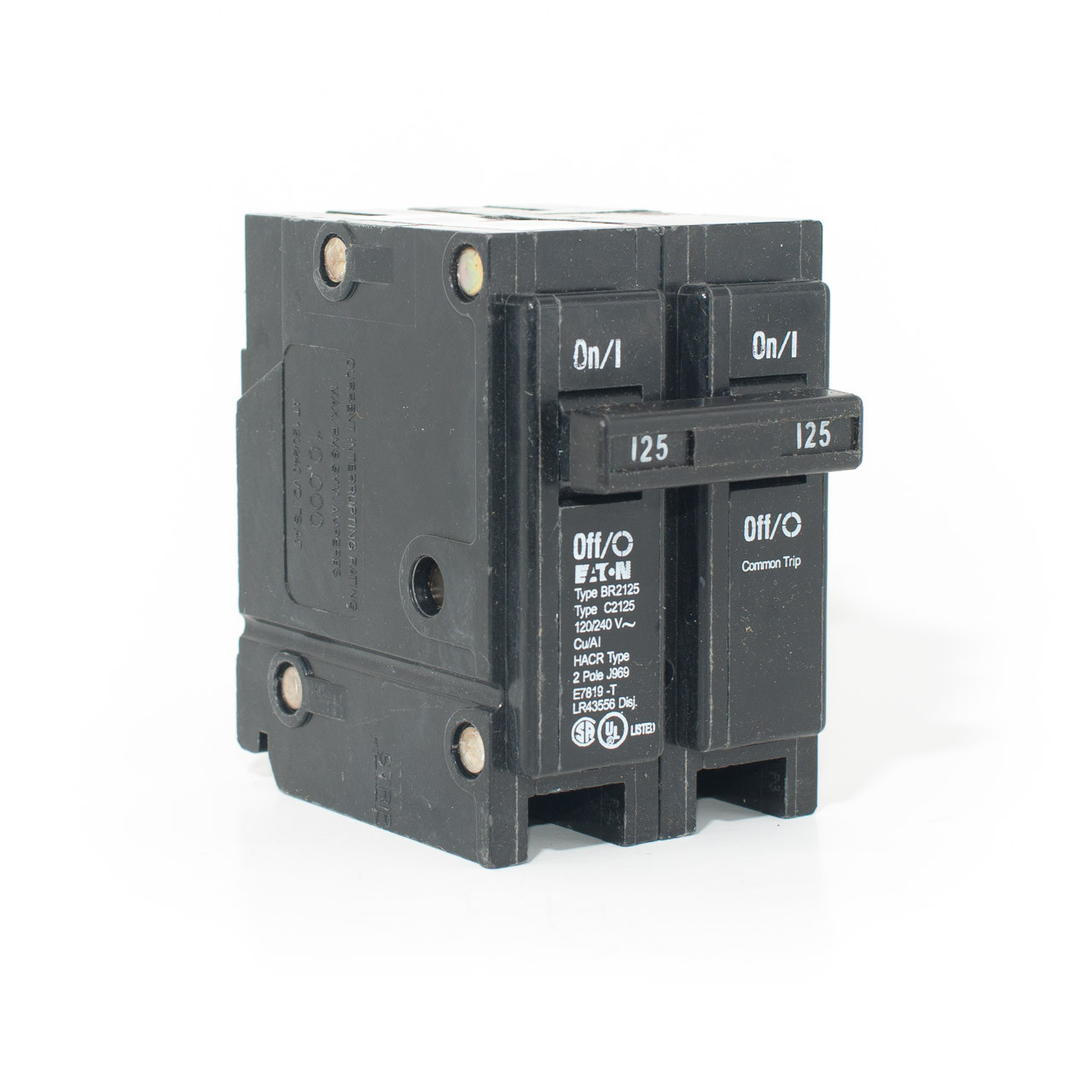 Bryant Circuit Breaker Panel