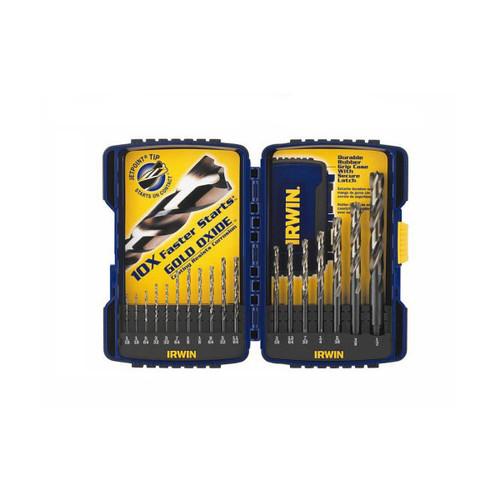 IRWIN TurboMax 18 Piece Drill Bit Set