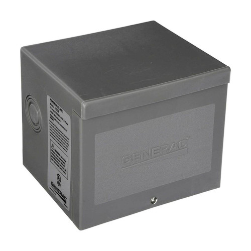 Generac 120/240V 20A Power Inlet Box