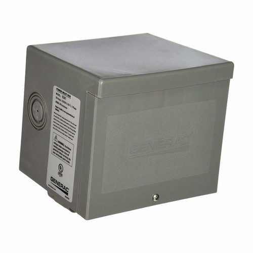 Generac 120/240V 50A Power Inlet Box