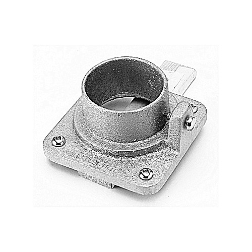 """Microelectric 2-1/2"""" Mast Coupler"""