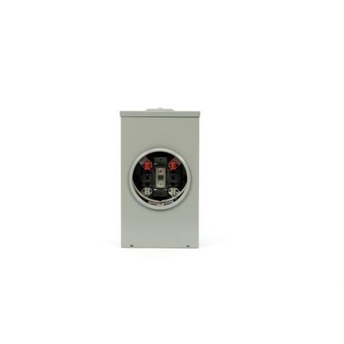 Hydel 600V 200A 2 Pole Underground Service Meter Socket