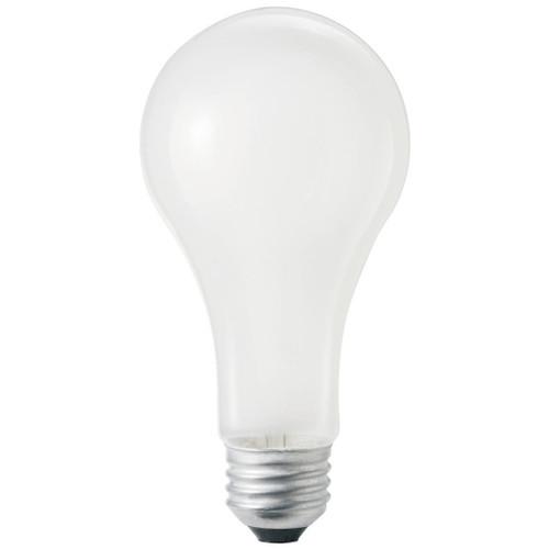 Standard 150W Frosted Incandescent Bulb 130V