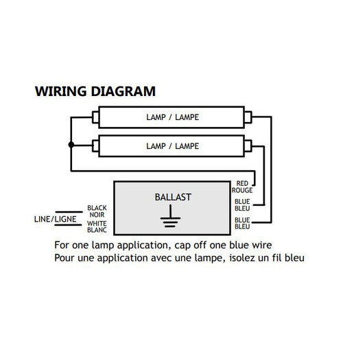 Programmed Start Ballast Wiring Diagram - wiring diagram on ... on