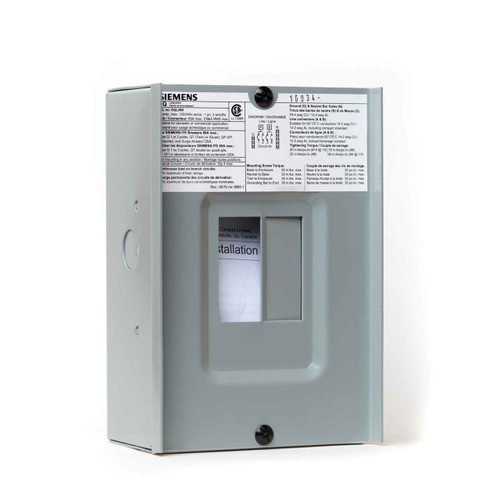 Siemens EQL260S front angle view