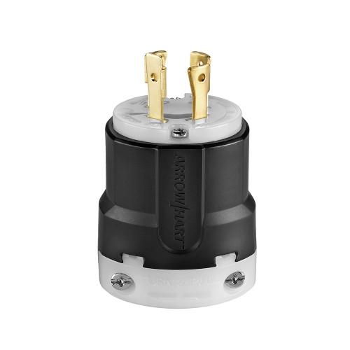 Eaton L17-30P 3P4W 30A 600V Twist Lock Plug