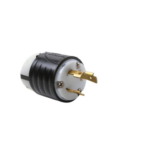 Legrand L830-P 2P3W 480V 30A Single Phase Turnlok Plug