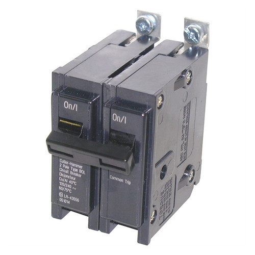 Eaton Cutler-Hammer  BQL230 30A Two Pole 'BQL' Bolt-On Breaker