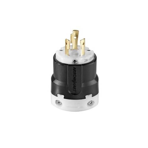 Eaton L5-20P 2P3W 20A 125V Twist Lock Plug
