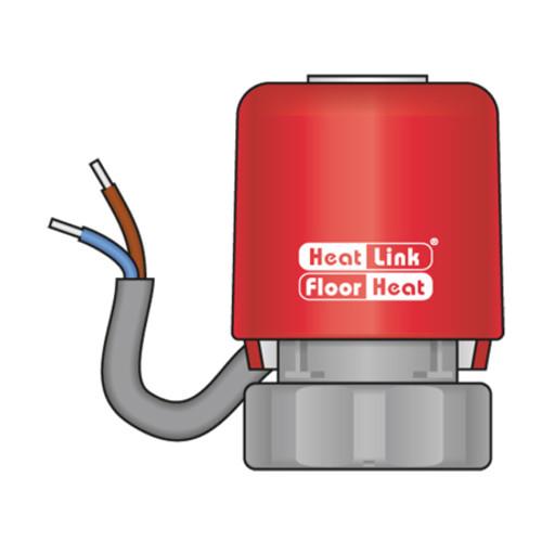 HeatLink Valve & SS Manifold Actuator w/ LED