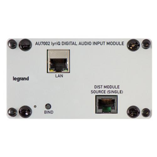 Legrand LyriQ Digital Audio Input Module