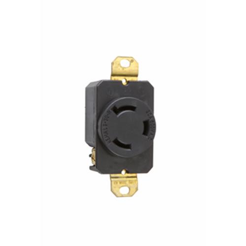 Legrand L9-30R 2P3W 30A 600V Turnlok Recepticle