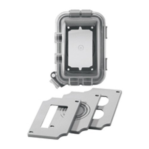Eaton Extra Duty WeatherBox In-Use Cover Horizontal Mount