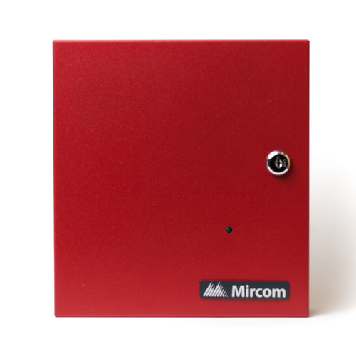 Mircom DTC-300AR front cover