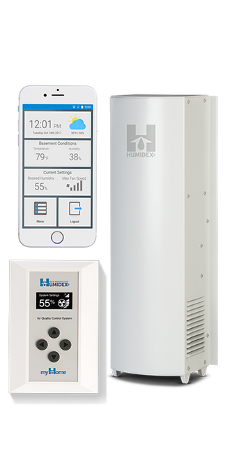 Humidex HCS-CS myHome image