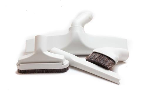 """Mvac 12"""" Grand Luxe Brush Kit"""
