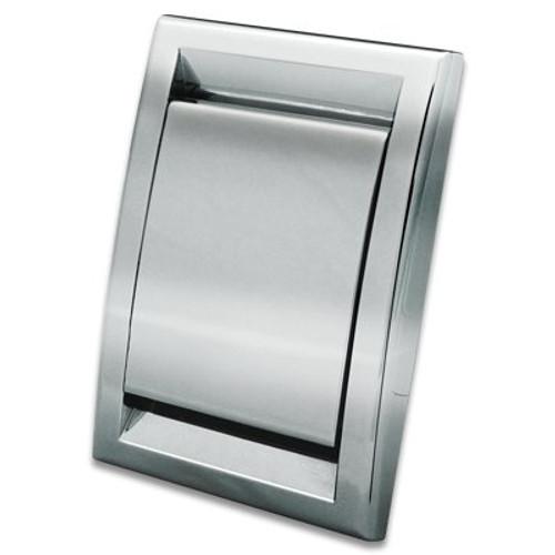 Mvac Metal Deco Vac Inlet - Stainless Steel