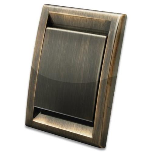 Mvac Metal Deco Vac Inlet - Copper