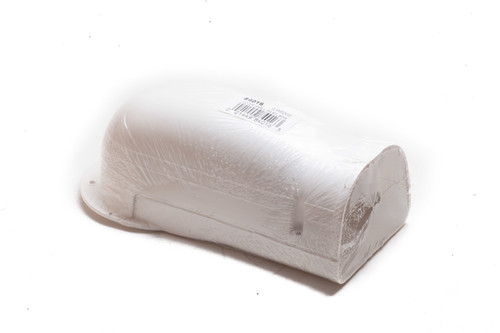"""Fortress LW92W 3-1/2"""" Wall Inlet for Ductless Mini Split Cover"""