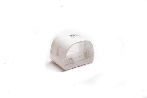 "Fortress LJ92W 3-1/2"" Coupler for Ductless Mini Split Cover"
