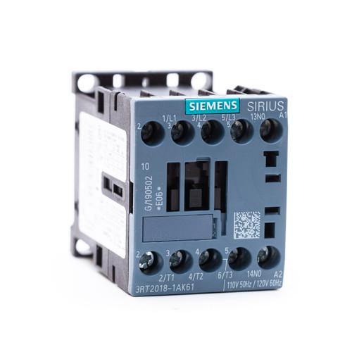 Siemens 3RT20181AK61 front angle
