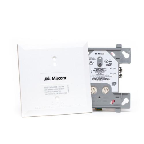 Mircom MIX-500MAPA with cover plate