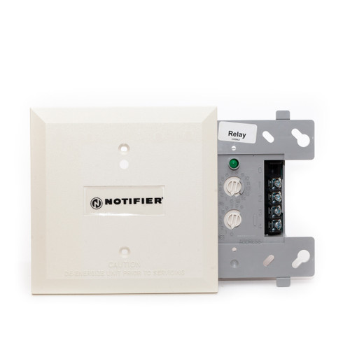 Notifier FRM-1A with cover plate