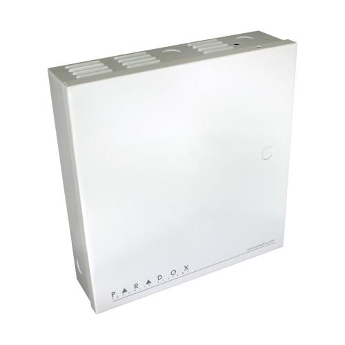 Paradox 11x11x3 metal box front angle
