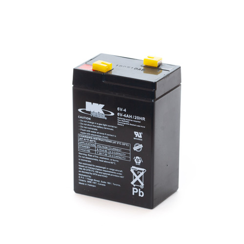 MK Battery ES4-6