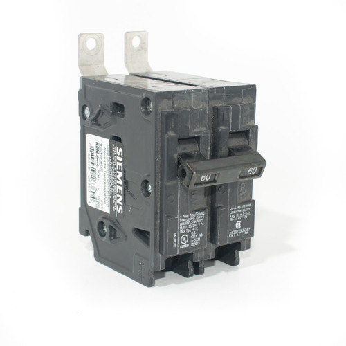 Siemens B260 front angle view
