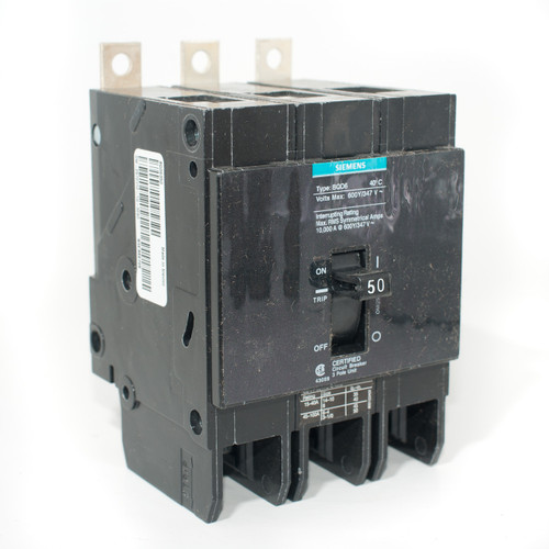Siemens BQD6350 front angle view
