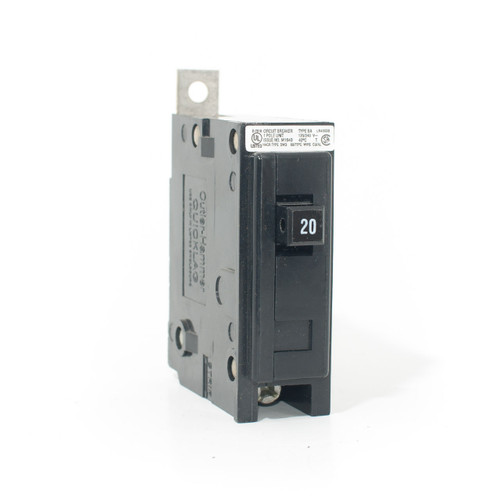 Eaton Cutler-Hammer BAB1020 front angle view