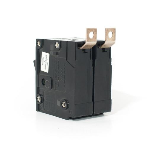 Eaton Quicklag Type BA Circuit Breaker 100 Amp 2P 240V BAB2100H New