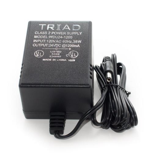 Triad  24VDC 1200mA Power Supply