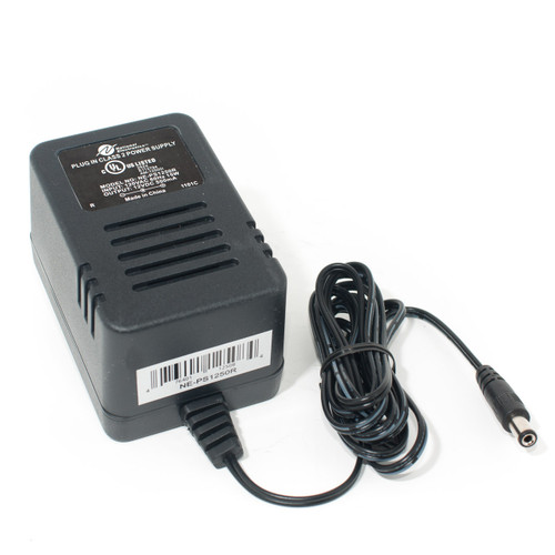 National Electronics 12VDC 500mA Power Supply