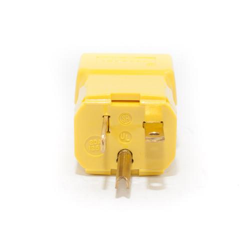 5-20P 2P3W 20A 125V Straight Blade Plug