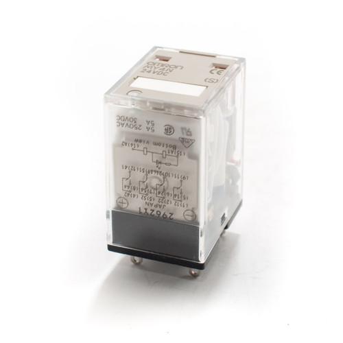 Omron MY4N 24VDC Relay w/LED Indicator