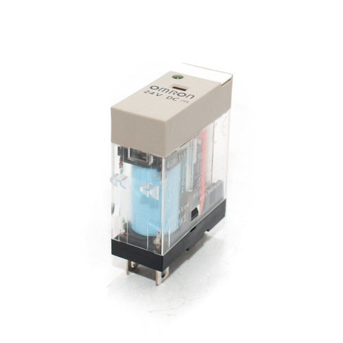 Omron G2R-1-S 24VDC  Relay W/LED Indicator
