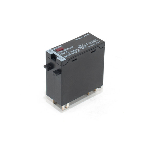 Omron Compact Solid State Relay, 5-24VDC Input