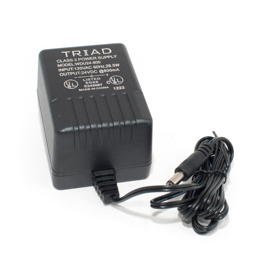 Triad  24VDC 800mA Power Supply