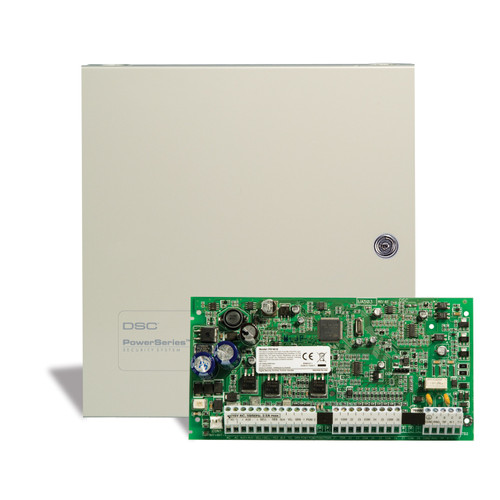 DSC PC1616, 6 to 32 Zone Control Panel