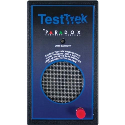Paradox TestTrek front view