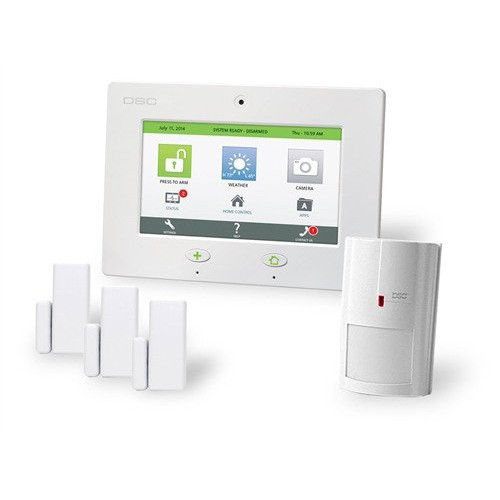DSC KIT467-84HRG DCS Touch Alarm Kit
