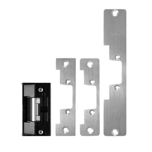 "RCI L65U Strike Plate 14- 1-1/4"" x 4-7/8"" ANSI Square Corners 04- 1-1/4"" x 4-7/8"" ANSI Round Corners 08-  1-7/16"" x 7-15/16"" ANSI Round Corners"