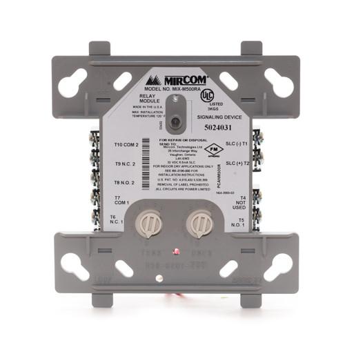 Mircom MIX-M500RA front