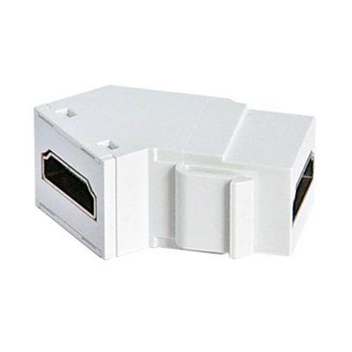 On-Q HDMI Coupler White