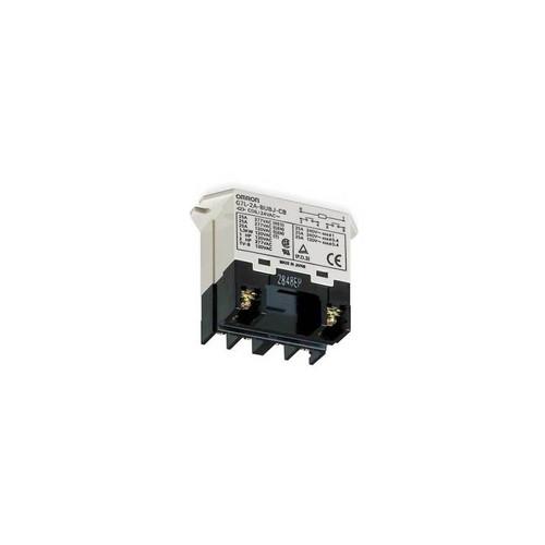 Omron DPST-NO 100/120VAC Relay