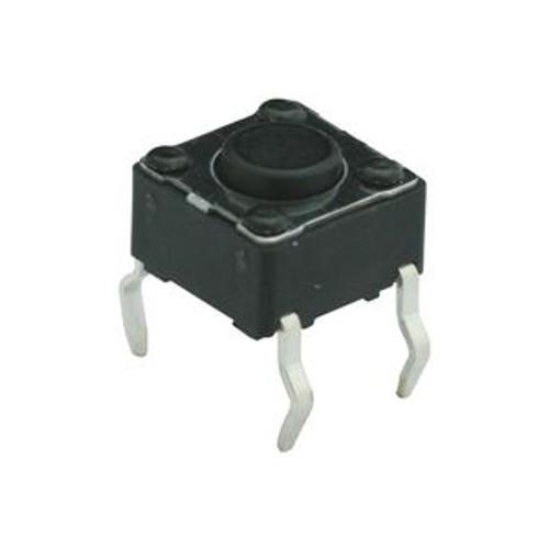 Multicomp Tactile Switch 12V 50mA 100gf