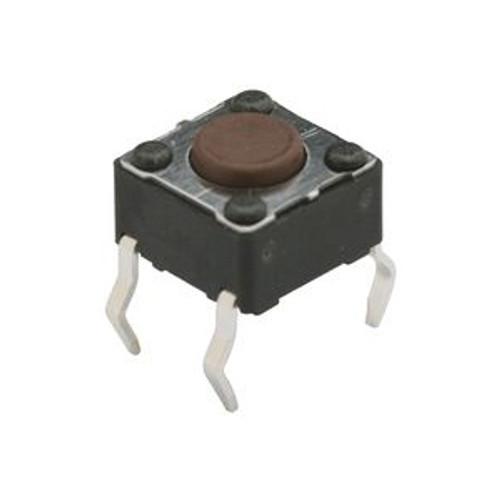 Multicomp Tactile Switch 12V 50mA 160gf