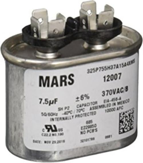 Mars Run Capacitor 7.5MFD 370VAC
